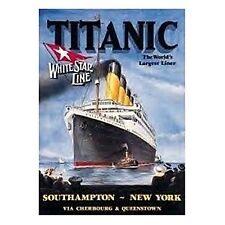 Aimant Frigo Titanic White Star Frigo Frigidaire