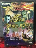I Cinque Draghi D'oro DVD NEW Christopher Lee Klaus Kinski Five Golden Dragons