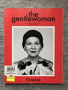 The Gentlewoman : Vivienne Westwood Cover, Issue 9, Spring / Summer 2014, VGC