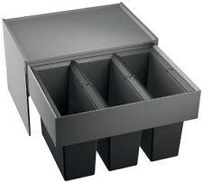 Müll & Abfalleimer 18 L mit 3 Fächern günstig kaufen   eBay