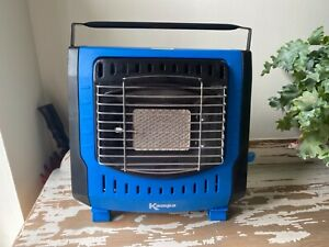 Kampa - Blue, Gas Heater. Out of packaging but never been used.