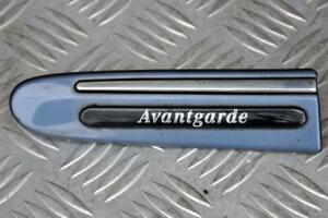 Mercedes E Class W211 left wing Avantgarde trim Teal Blue - C353 A2116902762