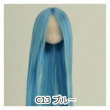 Obitsu Doll 11cm hair implantation head for Whity body (11HD-D01WC13) BLU