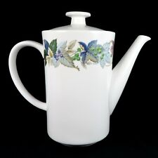 NORITAKE - BAROSSA  #9011 - COFFEE POT Japan Vintage Retro