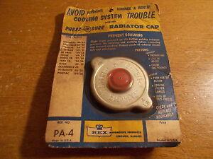 49 50 51 Nash Ambassador Statesman Safety Pressure Release Radiator Cap 4#