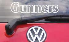 "Arsenal Gunners 8"" Vinyl car window sticker/decal FC AFC"