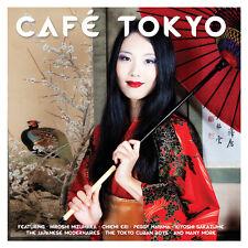 Cafe Tokyo - 36 Various Japanese Tracks (2CD 2017) NEW/SEALED