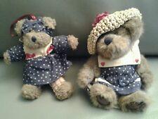 2 Plush Boyd Bears