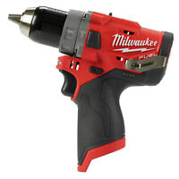 Milwaukee 2504-80 M12 FUEL Li-Ion 1/2 in. Hammer Drill Driver (BT) Recon