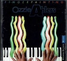 Ozzie Ahlers - Fingerpainting CD
