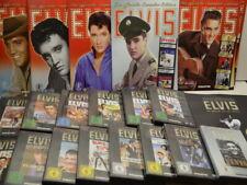 Deagostini Elvis Die offizielle Sammler Edition 4x DVD Ausgaben aussuchen + Heft