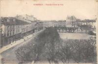 CPA 55 COMMERCY PLACE DE L'HOTEL DE VILLE