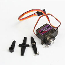 MG90S Metal Gear Kit Micro Servo Boat Car Plane Trex Align 450 RC Helicopter NEW