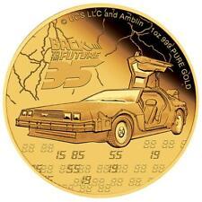 Niue - 250 Dollar 2020 - Back to the Future™ - 35. Jubiläum - 1 Oz Gold PP