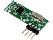 RFM83C-433D modulo ricevitore RF AM ASK OOK 433.92 MHz - 108dBm