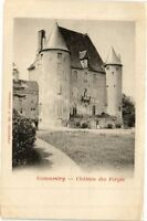 CPA Commentry-Chateau de Forges (262187)