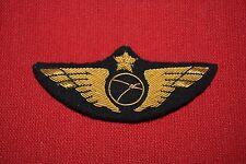 insigne de casquette pilote aviation compagnie aérienne aéronavale avion