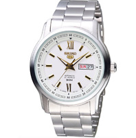 Seiko 5 Men's Automatic Stainless Steel Watch SNKP15J1