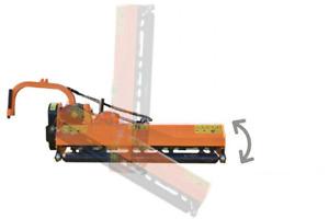 Medium Duty Verge Mower / Grass Season / MDL Flail Topper / Summer / Ditches