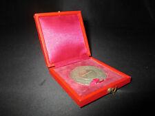ancienne médaille brevet élémentaire cours Michelet 1926 argent Dubois XX ème