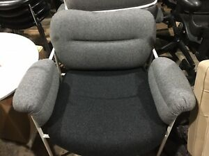 2 Fogia Bollo Lounge Chair In Cloth (Cassina Quality)