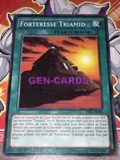 Carte Yu Gi Oh FORTERESSE TRIAMID TDIL-FR062 x 3