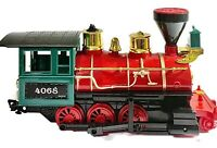 D&RGW 4068 LOCOMOTIVE #6 For Electric Track Train Set Works Well!