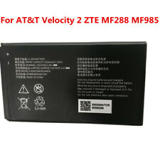 3000mAh Li3930T44P4h794659 Battery For AT&T Velocity 2 ZTE MF288 MF985 Smart