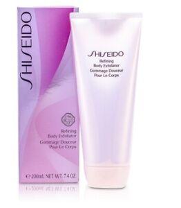 Shiseido Refining Body Exfoliator (200ml) New