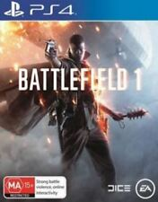 BATTLEFIELD 1 PS4 GAME MULTIPLAYER BATTLES VEHICLES GAMEPLAY AIR WAR STORIES
