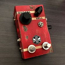 BEETRONICS FX - Whoctahell Octave Down Fuzz Pedal For Guitar or Bass