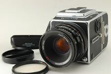 【N MINT】Hasselblad 503CX Camera w/CF 80mm Lens A12 II Hood Filter from Japan#631