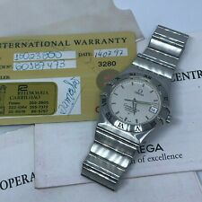 OMEGA CONSTELLATION AUTOMATIC 36 MM WITH PAPERS  REF 1502.30.00