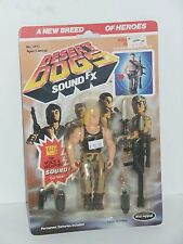 Vintage GI Joe Desert Dogs Sound FX Mel Appel Action Figure MOC