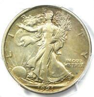 1921 Walking Liberty Half Dollar 50C Coin (1921-P) -  PCGS XF Detail - Rare Date