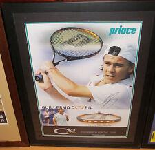 Original Tennis Memorabilia Posters