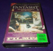 THE FANTASIST VHS PAL FILMPAC CHRISTOPHER CAZENOVE TIMOTHY BOTTOMS