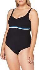 Speedo Women's ContourLuxe Printed Swimsuit Costume UK SIZE 14.SPEEDO SIZE 36.