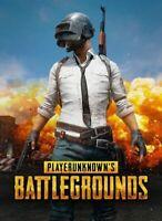 Playerunknown's Battlegrounds PUBG Region Free PC KEY (Steam)