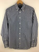 Charles Tyrwhitt Weekend Non Iron Extra Slim Fit Long Sleeve Shirt Mens Sz Small