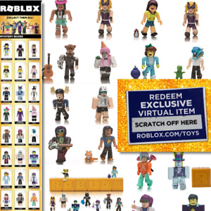 """NEW Roblox Celebrity Gold Series 1 Mystery Blind Box Action Figures 3"""" Kids Toys"""