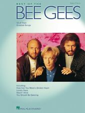 Best of the Bee Gees Sheet Music Easy Piano NEW 000306375