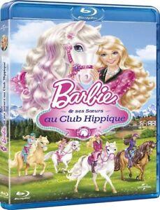 Barbie & ses soeurs au club hippique [Blu-ray] NEUF - Version Française