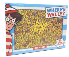 Where's Wally Assorted Adult Jigsaw Puzzle Board Game 300pcs Mjm18157