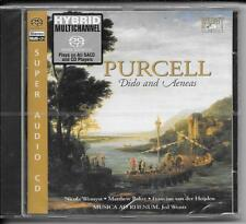 SACD Henry Purcell `Dido and Aeneas` Neu/New/OVP Hybrid