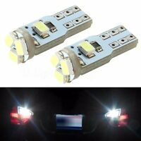 2x T5 Wedge 3020 1206 LED 5-SMD Canbus Voiture Tableau de bord Lampe Ampoule 12V