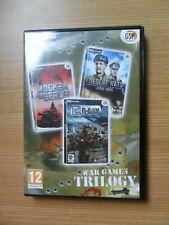 (PC) - WAR GAMES TRILOGY [ 3 Spiele ]