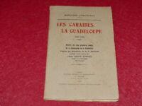 [Bibl RENE COTTRELL ANTILLES MARTINIQUE] ABBE J.RENNARD CARAIBES GUADELOUPE 1929