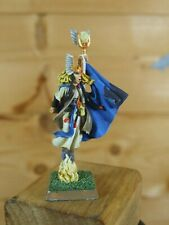 CLASSIC METAL WARHAMMER HIGH ELF SORCERER MAGE PAINTED (2317)