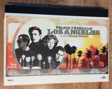 TO LIVE AND DIE IN L.A. (Blu Ray/2 DVD) French Carlotta Collectors Set Book